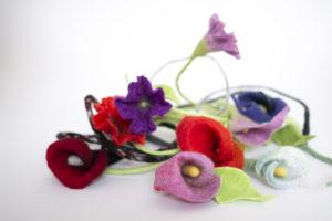 "Colliers ""Fleurs"""
